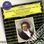 KLAVIERKONZERTE 4-5 cd musicale di Kempff