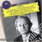 SONATE PF 8/14/21/23-KEMPFF cd musicale di Kempff