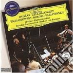 Dvorak - Conc. X Cello - Rostropovich cd musicale di DVORAK
