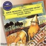 Prokofiev - Alexander Nevsky - Abbado cd musicale di Claudio Abbado