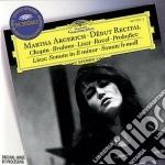 Liszt - Sonata In Si - Argerich cd musicale di ARGERICH
