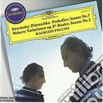 Stravinsky - Petroucka - Pollini cd musicale di Maurizio Pollini
