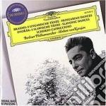 DANZE UNGHERESI cd musicale di BRAHMS
