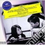 CONCERTO PER PIANOFORTE N.3/ARGERIC cd musicale di Argerich/abbado