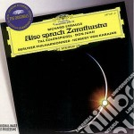 ALSO SPRACH ZARATHUSTRA cd musicale di Richard Strauss