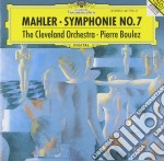 Mahler - Symphony No. 7 - Boulez cd musicale di BOULEZ