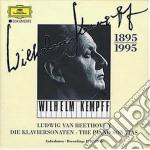 SONATE PF cd musicale di KEMPFF
