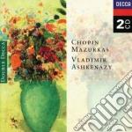 MAZURKE cd musicale di ASHKENAZY