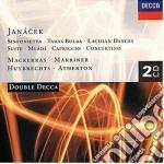 SINFONIETTA cd musicale di MACKERRAS