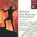 DER RING DES NIBELUNGEN cd musicale di SOLTI