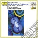 Schumann - Concerti Pf E Vlc. - Argerich cd musicale di ARGERICH