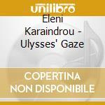 ULYSSES GAZE cd musicale di Eleni Karaindrou