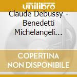 PLAYS DEBUSSY cd musicale di M.a. Benedetti