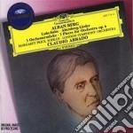 LULU/ALTENBERG                            cd musicale di Claudio Abbado