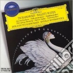 BALLET SUITEN/ROSTROPOVICH cd musicale di TSCHAIKOWSKY