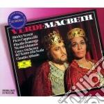 MACBETH cd musicale di VERDI