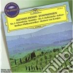 SINF. N. 3 & 4 cd musicale di KARAJAN VON HERBERT