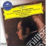 SINF. N. 3 & 8 cd musicale di KLEIBER