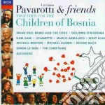 FOR THE CHILDREN OF BOSNIA cd musicale di PAVAROTTI
