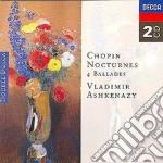 NOCTURNES cd musicale di ASHKENAZY