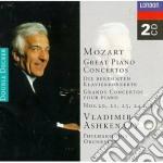 CONCERTO PER PIANOFORTE 20/25 cd musicale di ASHKENAZY