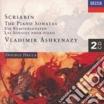 THE PIANO SONATAS/ASHKENAZY cd musicale di ASHKENAZY
