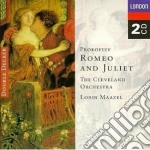 ROMEO & JULIET cd musicale di MAAZEL