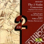 CONCERTI X VL. cd musicale di KREMER