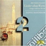 LIEDER OHNE WORTE/BARENBOIM cd musicale di BARENBOIM
