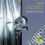 COMP. X ORGANO cd musicale di WALCHA
