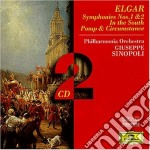 SYMPHONIES NOS.1 & 2 cd musicale di Edward Elgar