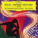 Berlioz - Symphonie Fantastique / Tristia - Boulez cd musicale di BOULEZ