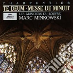 TE DEUM-MESSE DE MINUIT cd musicale di CHARPENTIER