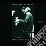JATEKOK cd musicale di GyÖrgy KurtÁg
