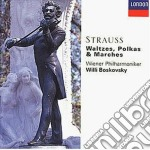 WALTZES,POLKAS & MARCHES/BOSKOVSKY cd musicale di BOSKOVSKY