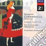 CINDERELLA cd musicale di Sergei Prokofiev