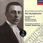 THE SYMPHONIES/ASHKENAZI cd musicale di ASHKENAZY