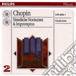 THE COMPLETE NOCTURNES cd musicale di ARRAU