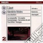 STUDI COMPL.                              cd musicale di LISZT