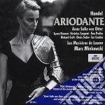 ARIODANTE cd musicale di HANDEL FRIDERIC GEORGE