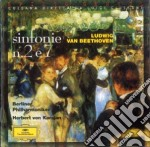 SPIRITO GENTIL:SINFONIE N.2 E 7 cd musicale di BEETHOVEN