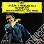 SYMPONY NO.9-OTHELLO cd musicale di DVORAK
