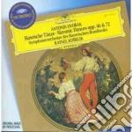 Dvorak - Danze Slave - Kubelik cd musicale di Kubelik