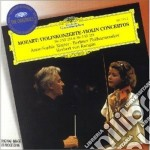CONCERTOS NOS.3&5 cd musicale di Wolfgang Amadeus Mozart