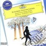 GOETHE LIEDER                             cd musicale di SCHUBERT