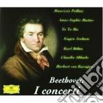 BEETHOVEN-I CONCERTI/ARTISTI VARI cd musicale di Artisti Vari