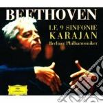 LE 9 SINFONIE (5 CD) cd musicale di VON KARAJAN HERBERT