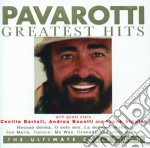 GREATEST HITS cd musicale di Luciano Pavarotti