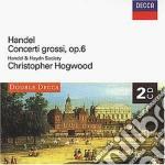 CONVERTI GROSSI, OP.6/2CD cd musicale di HOGWOOD