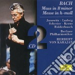 MASS IN B MINOR cd musicale di KARAJAN